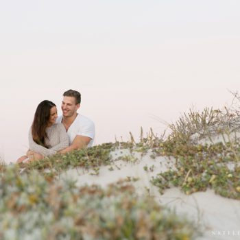 Blouberg Beach Engagement