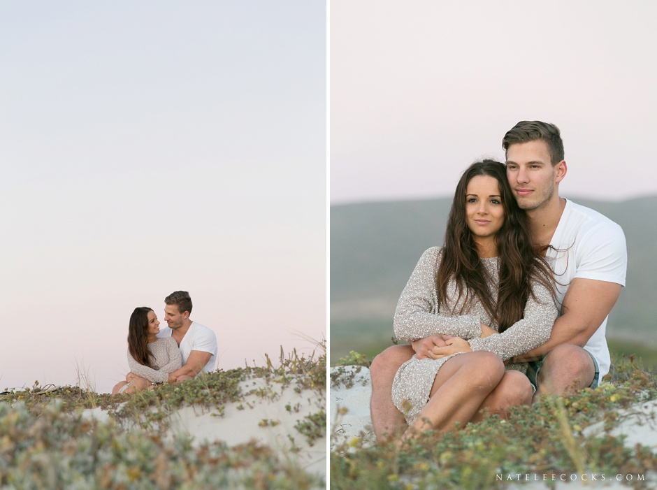 Demi - Big Bay Beach Pre-Wedding Shoot