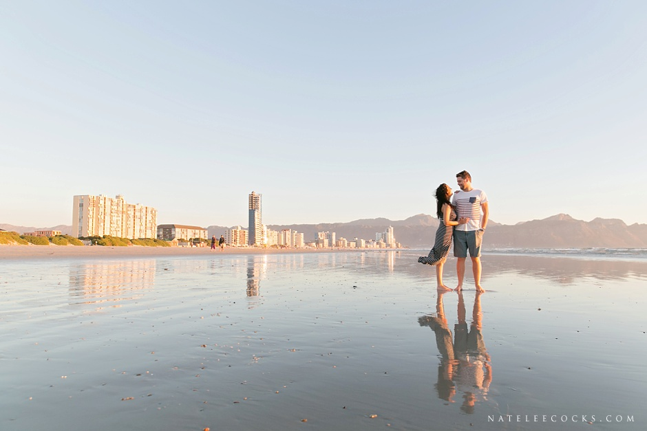 Mariette - Strand Beach Pre-Wedding Shoot