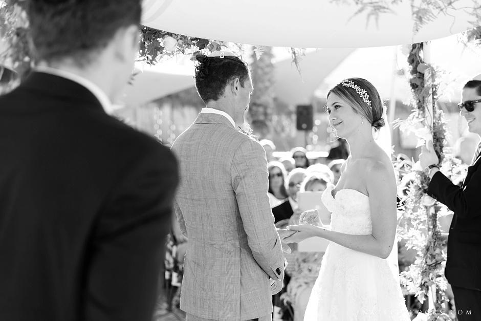 Candice & Casey Wedding Grand CafŽ & Beach