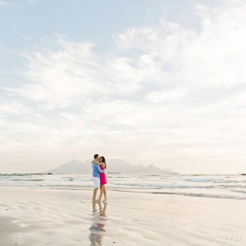 Engagement Big Bay Beach
