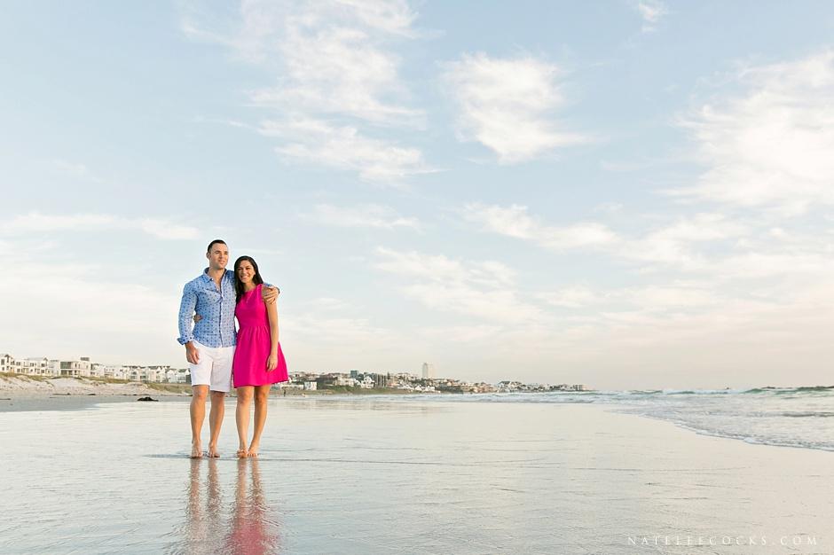 Patricia - Big Bay Beach Pre-Wedding Shoot