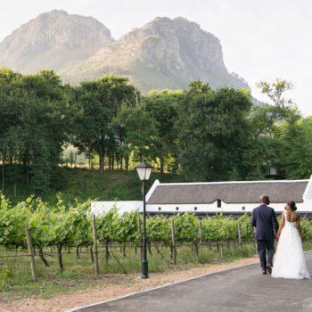 Molenvliet Stellenbosch Wedding