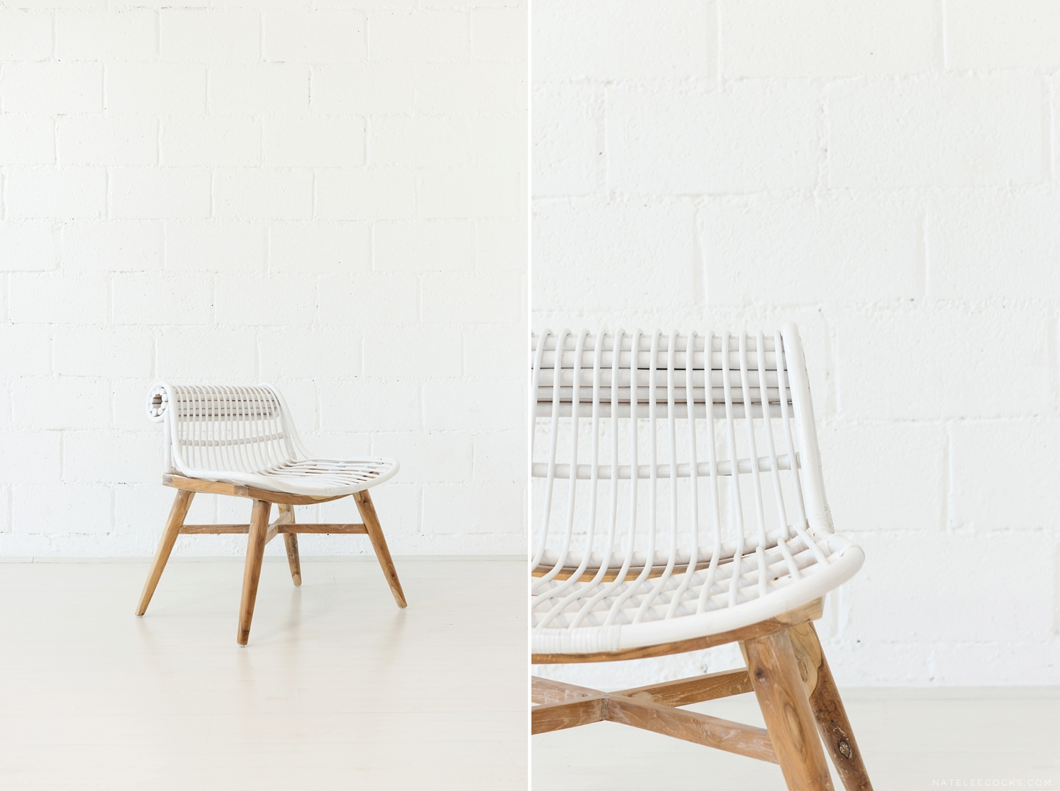 New Collection | White Moss
