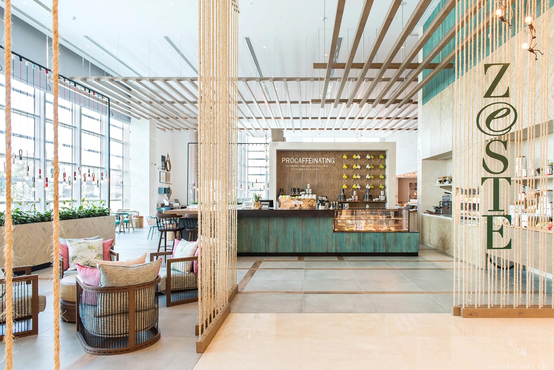 Zeste Cafe | LW Design