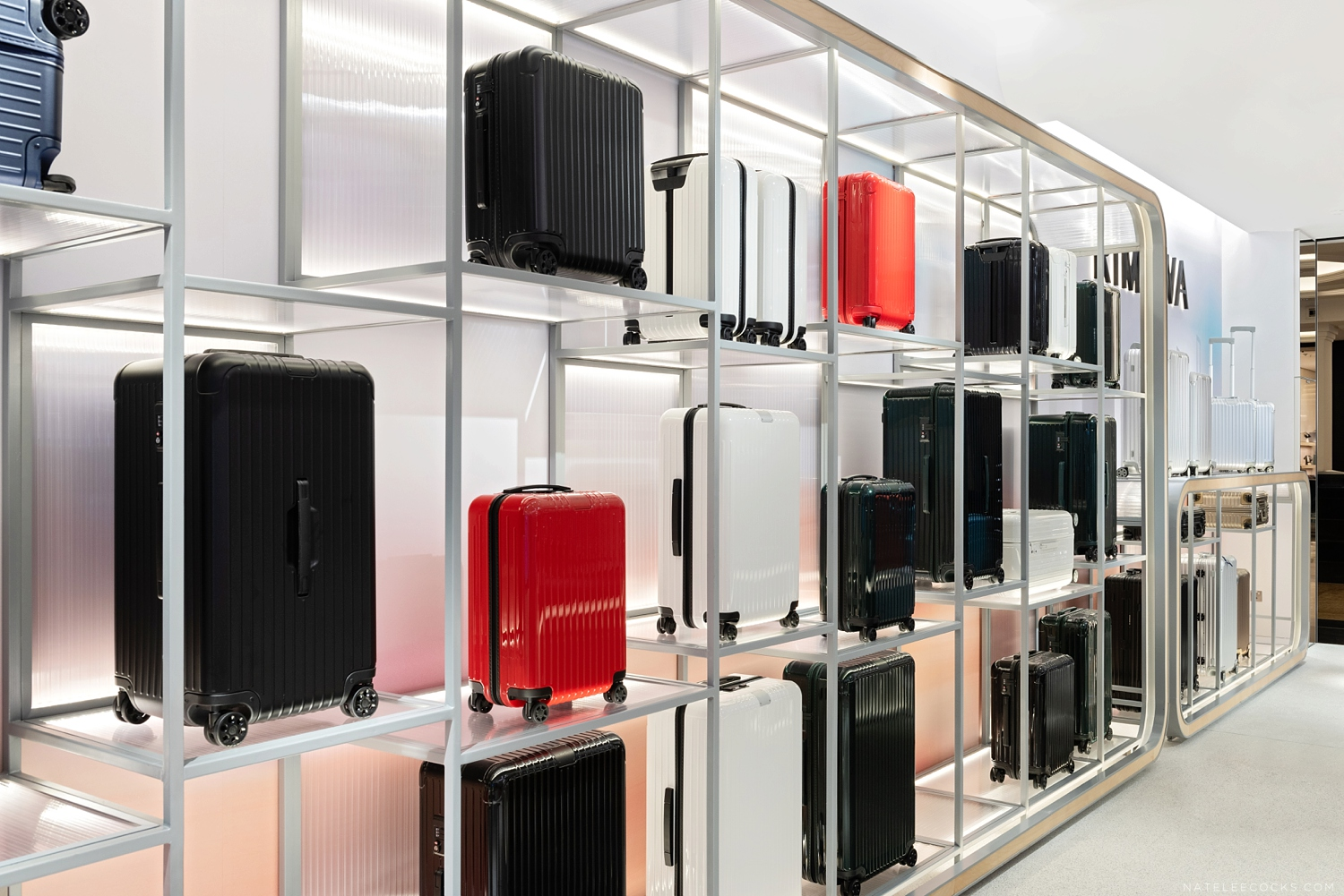 Rimowa Mall of Emirates Dubai