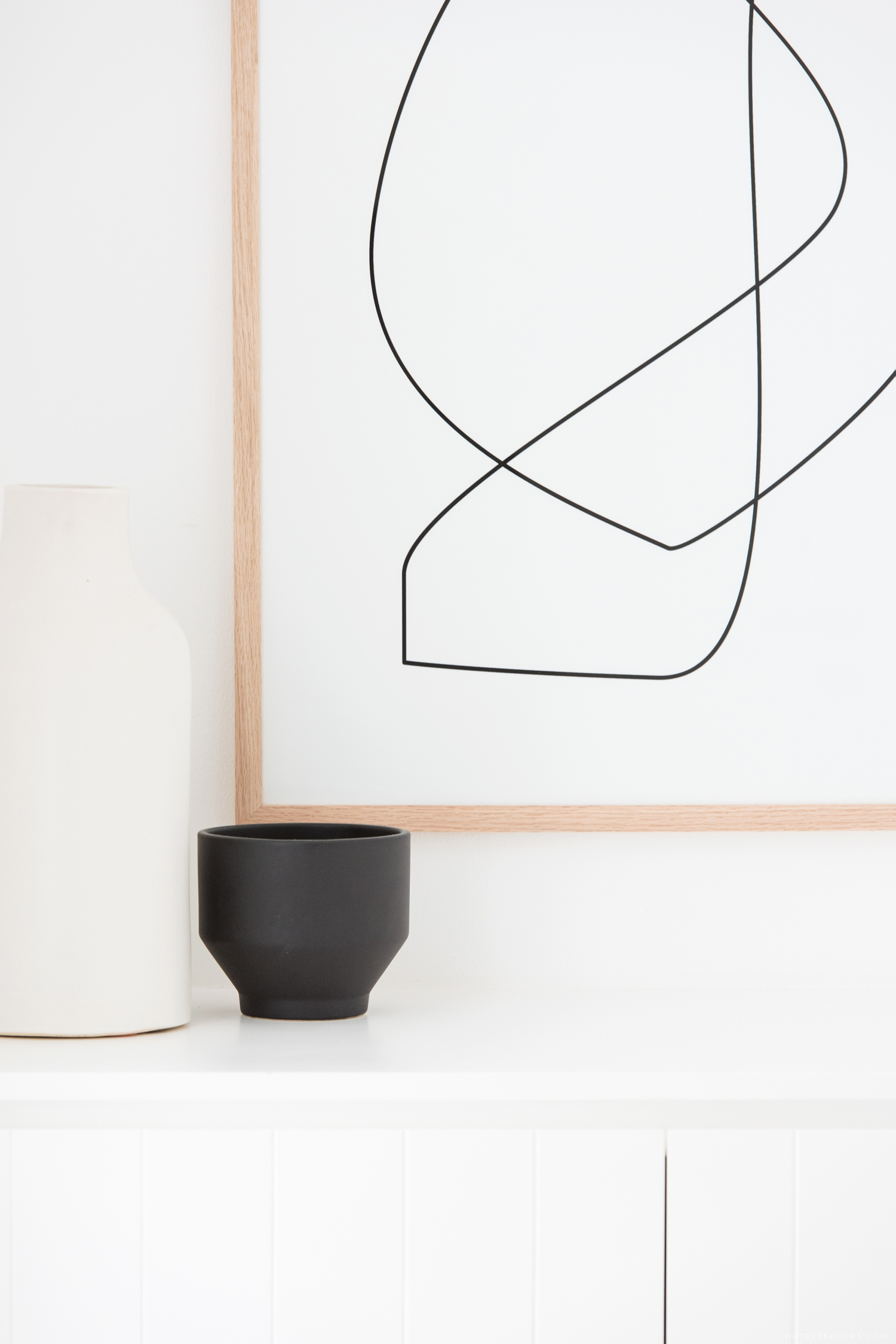 A MODERN BEDROOM | DESIGN K